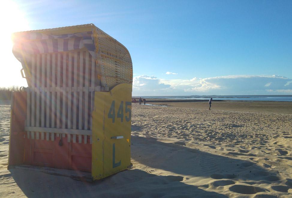 Sommerlager Rheine 2017 Nordsee